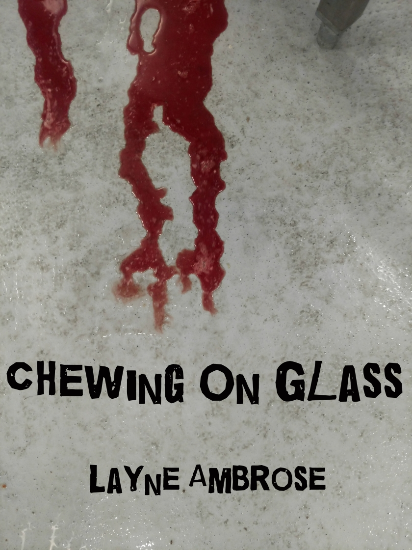 Chewing On Glass Logo